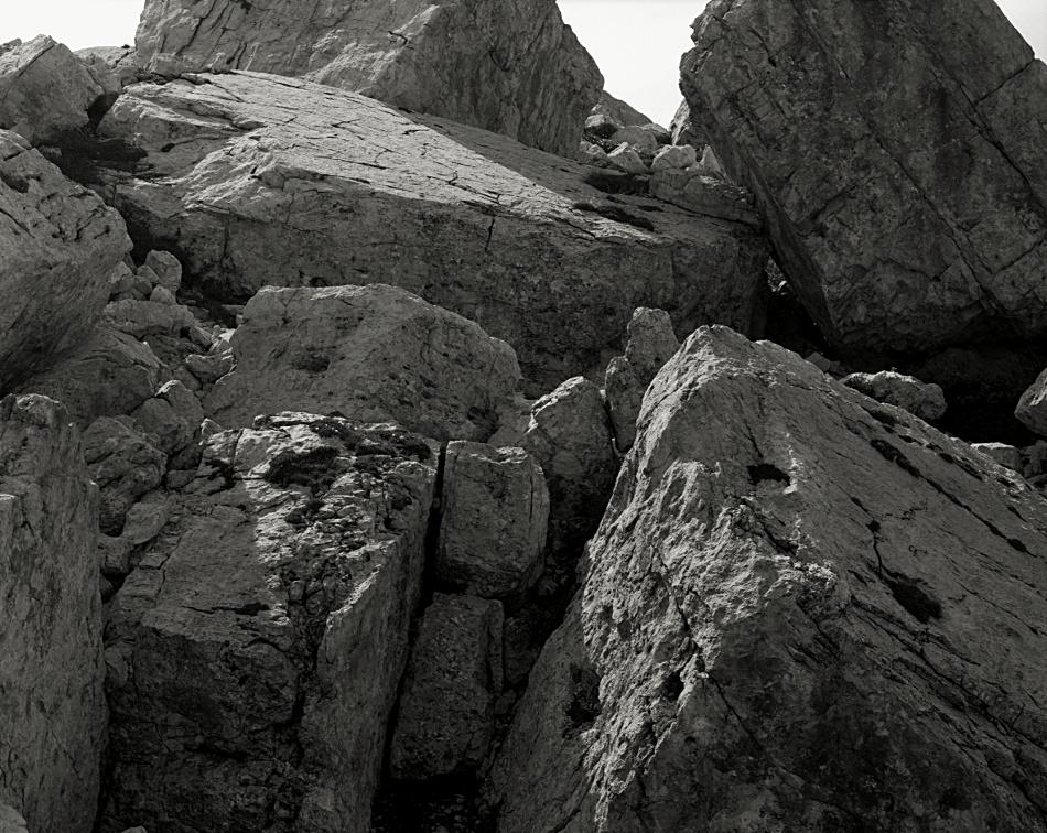 Rocce presso Tuckett
