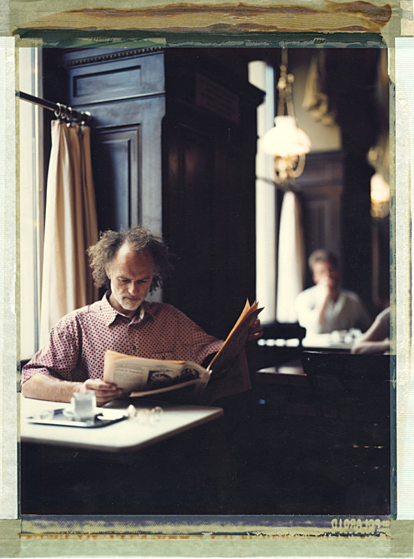 G.A.Slupetzki, every morning, Vienna,1994
