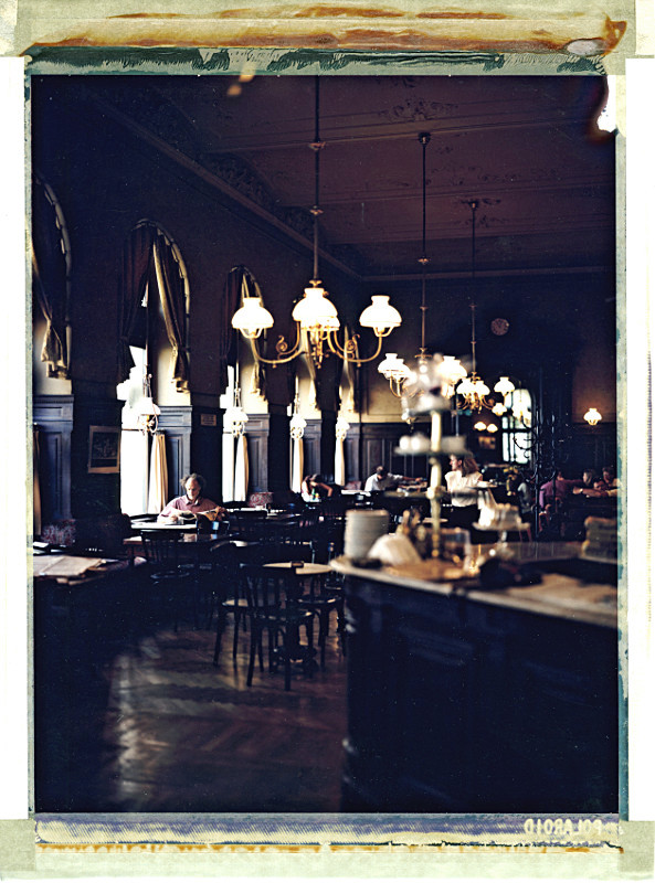 G.A.S.-his Café Sperl, Vienna, 1994