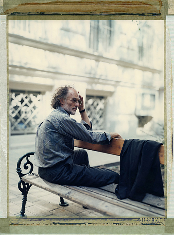 G.A.S.-his favourite place, Vienna, 1994