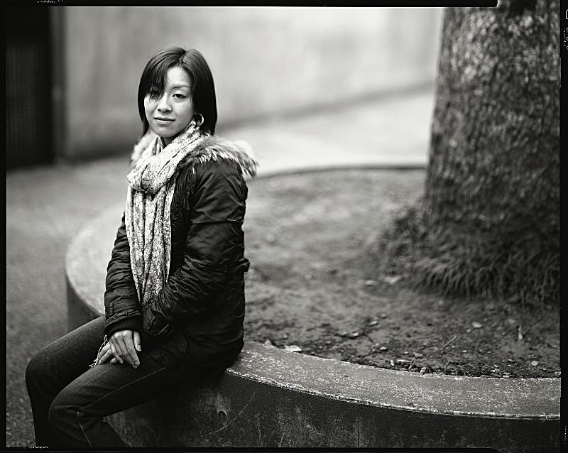 Marie-san, Kamakura, 2011