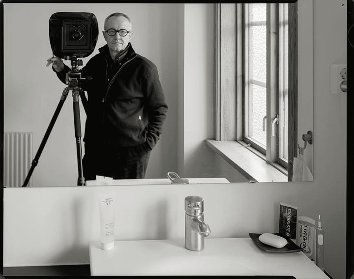 Self in Bathroom, 2013