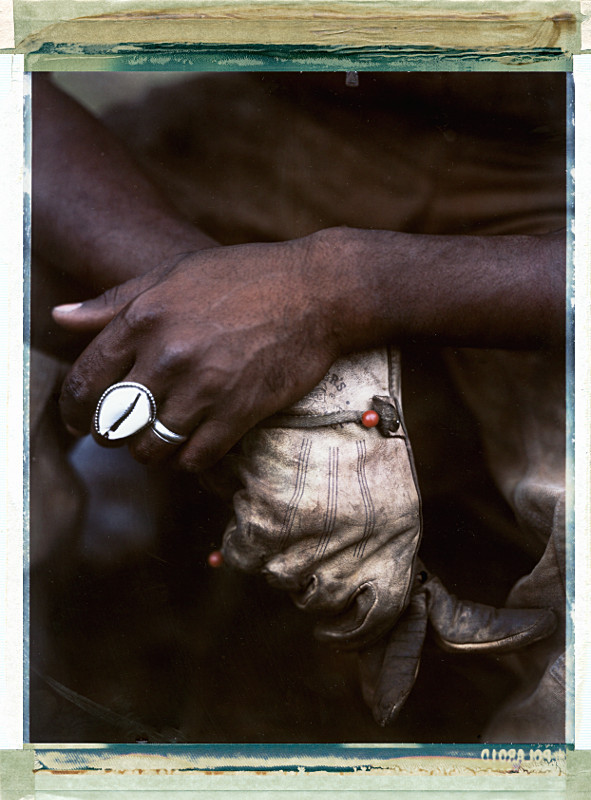 The Hands of Artist Nari Ward, 1992